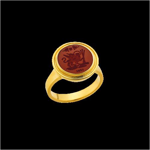 Δαχτυλίδι ΛΕΩΝ