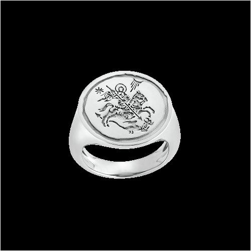 Δαχτυλίδι ΑΓΙΟΣ ΓΕΩΡΓΙΟΣ