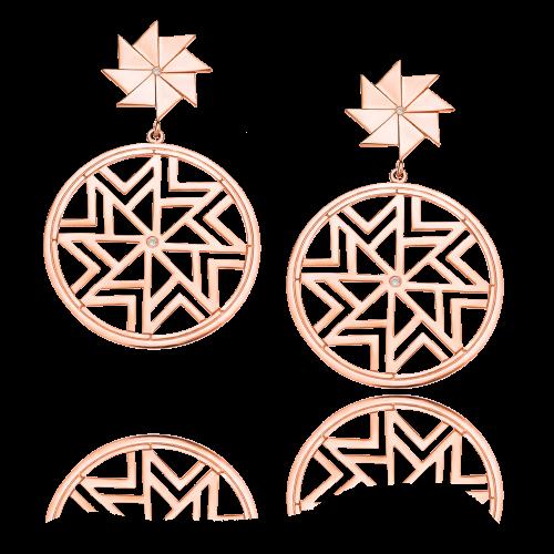 Σκουλαρίκια AEOLOS