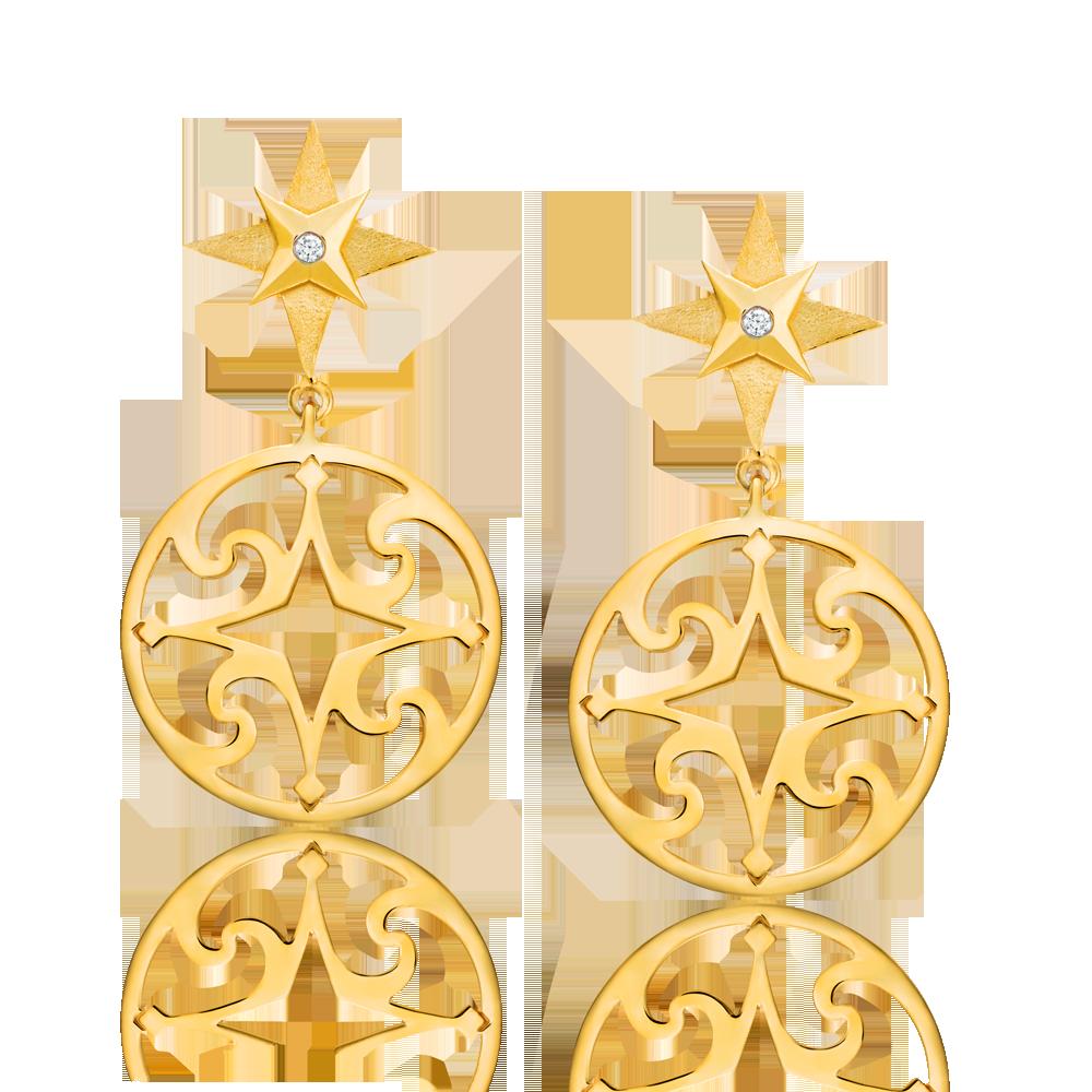 Σκουλαρίκια CALYPSO