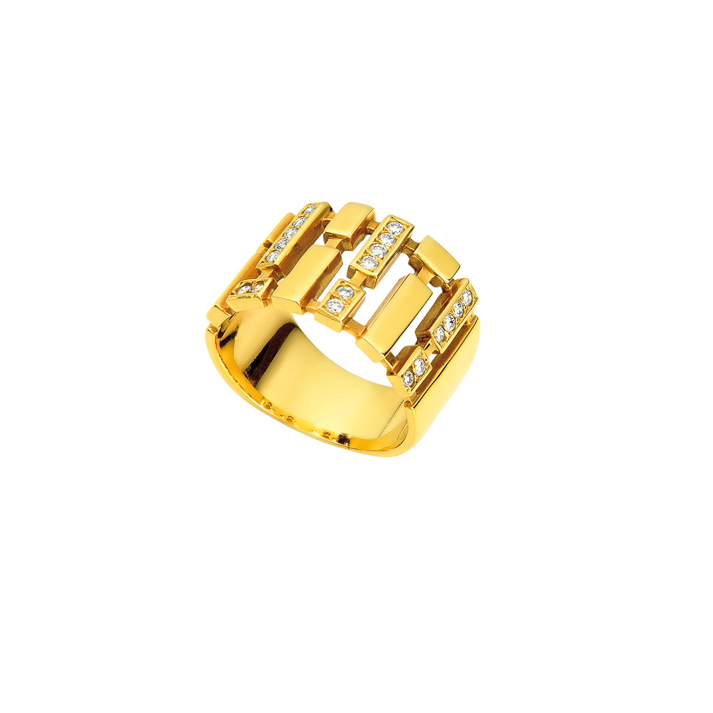 Δαχτυλίδι CUBIC