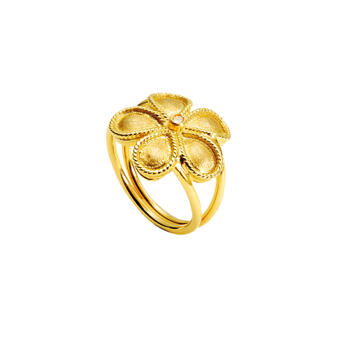 Δαχτυλίδι DAISY