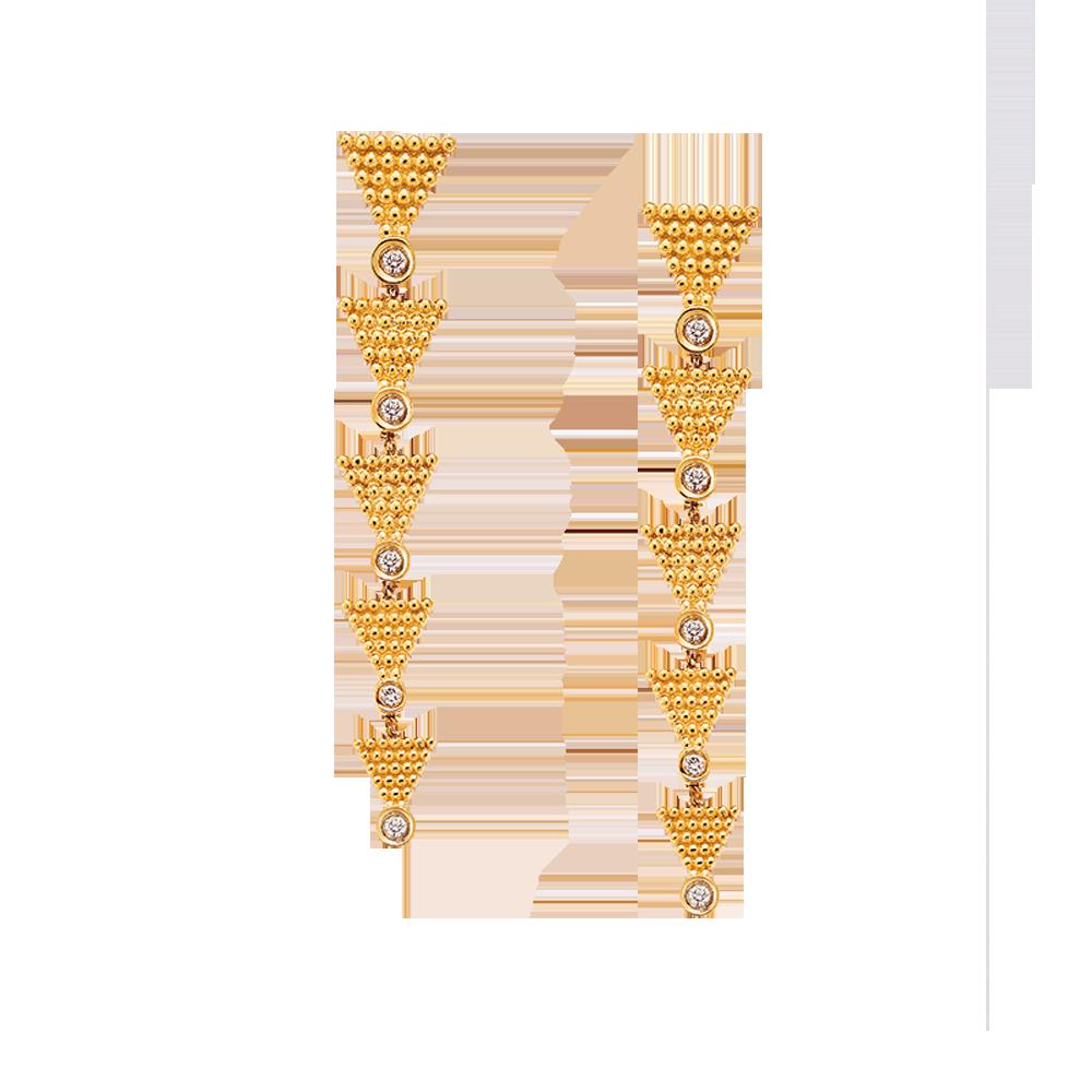 Σκουλαρίκια HELIOS