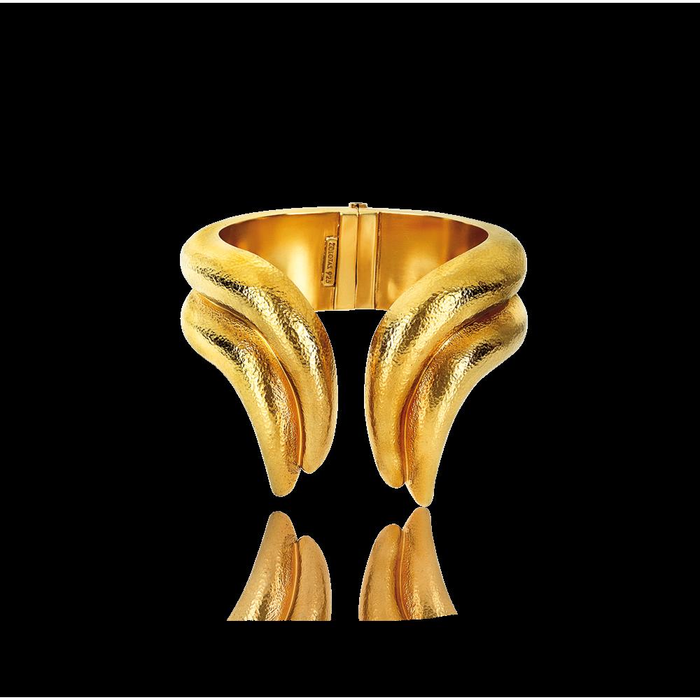 Βραχιόλι FLOWING GOLD