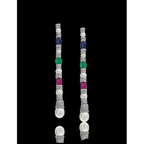Σκουλαρίκια KEISSAR