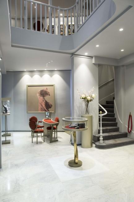 Ο Οίκος Zolotas ανοίγει το νέο του κατάστημα στο Παρίσι 5f46a1f2277
