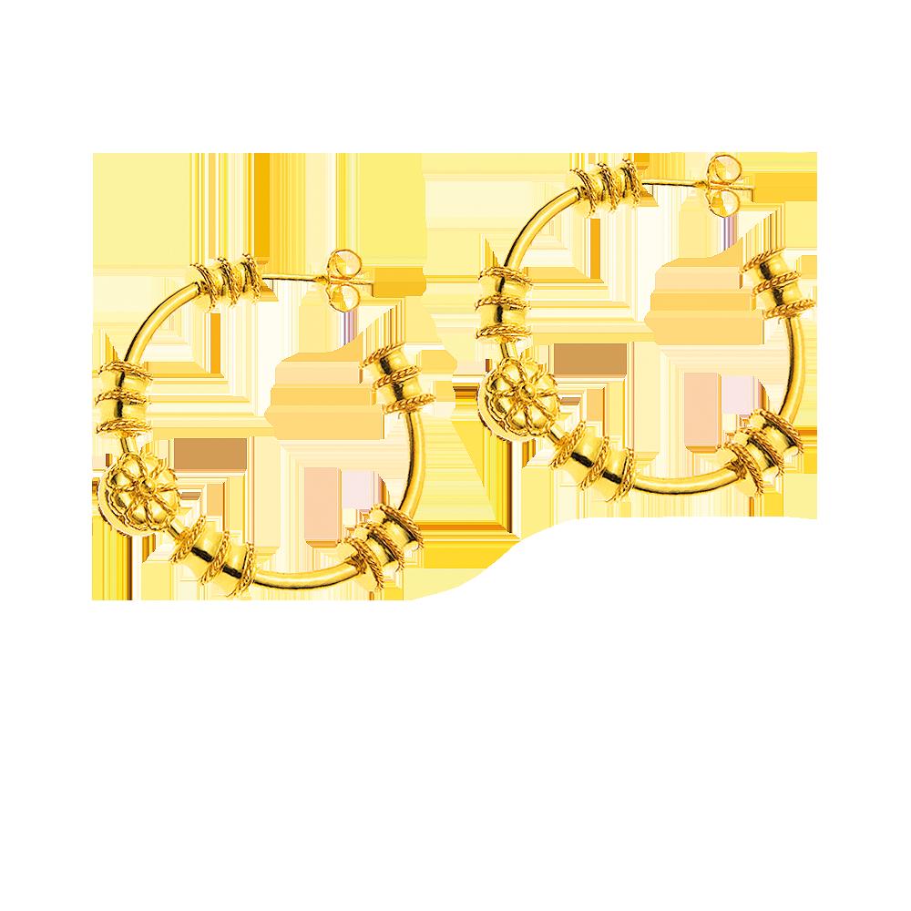 Σκουλαρίκια PRINCESSES OF THE MEDITERRANEAN