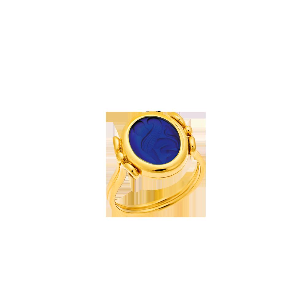 Δαχτυλίδι SPHINX & ATHENA