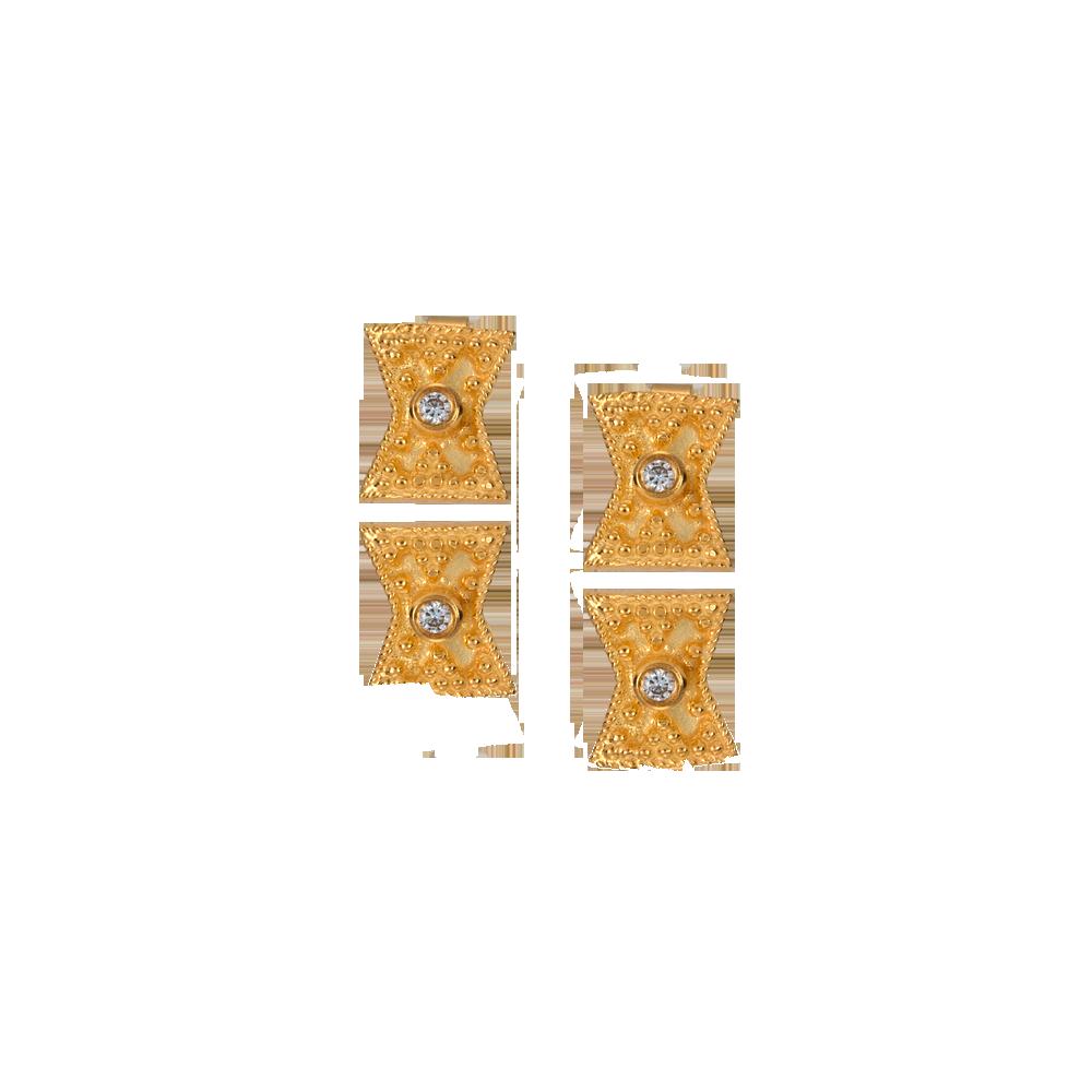 Σκουλαρίκια BYZANCE